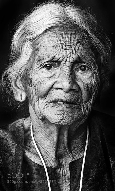 Photograph Toraja Face by A Mei on 500px