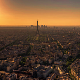 Sunset in Paris by Filippo Bianchi (Filippo)) on 500px.com