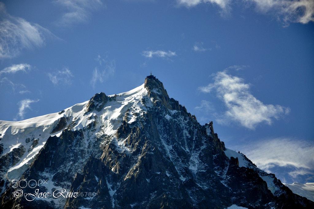 Photograph Aiguille du Midi by Jose Ruiz on 500px