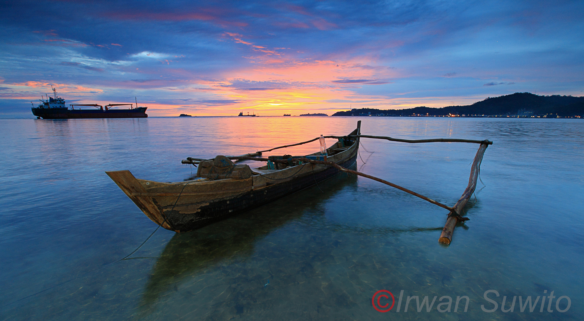 Photograph fisherman's boat by Irwan Suwito on 500px