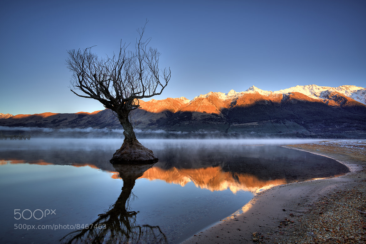 Photograph Glenorchy by Brad Grove on 500px