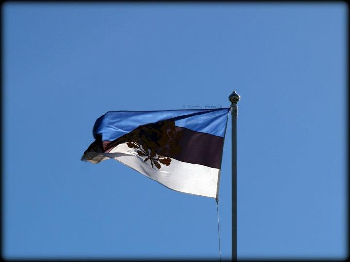 Photograph Our beautiful flag by Kertu Oder on 500px