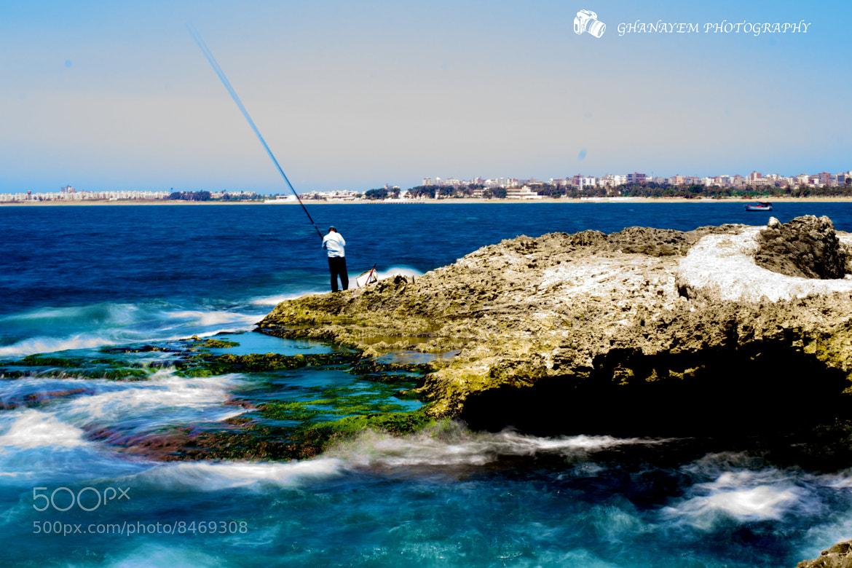 Photograph Fisherman  by jamil ghanayem on 500px
