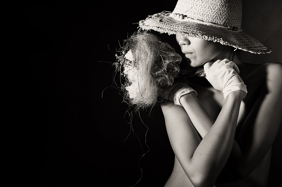 Photograph ma julie by A Mei on 500px