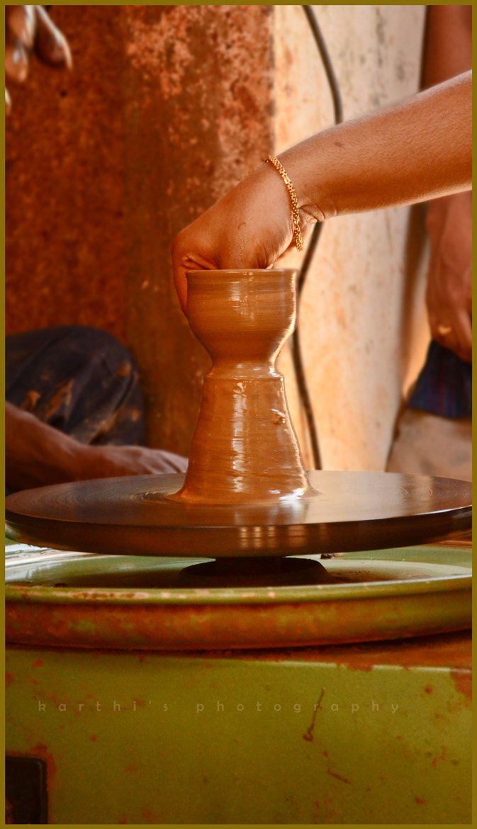 Photograph pottery making by karthik k on 500px