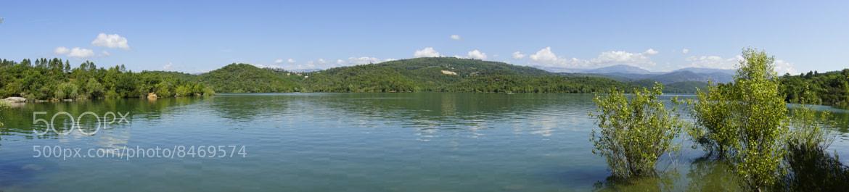 Photograph Le Lac de saint Cassien by Sky60038 Olivier on 500px