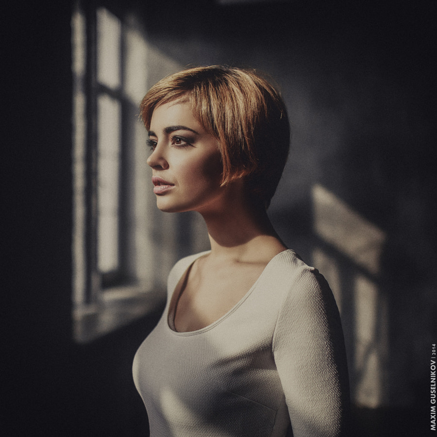 Photograph Lydia by Maxim  Guselnikov on 500px