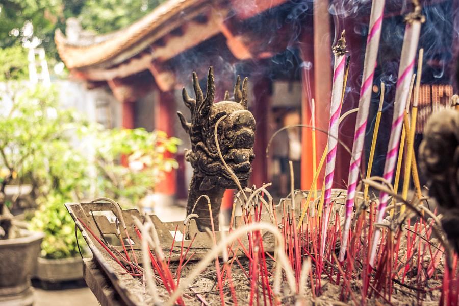 Frankincense in Hanoi