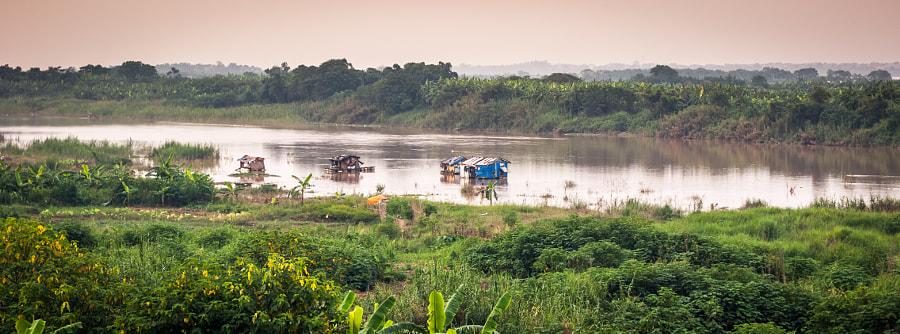 River life, Hanoi