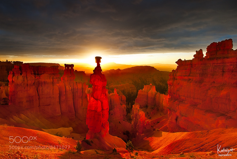 Photograph Sunrise Point by The Katalyst on 500px