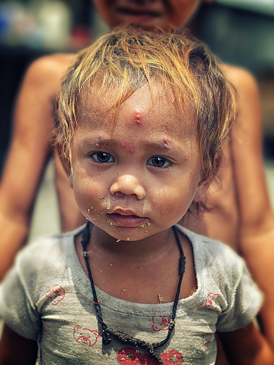 Photograph Child in need by Tristan Gomez on 500px