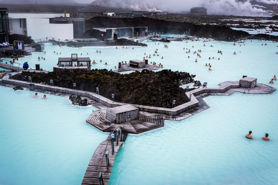 The Blue Lagoon by Francesco Riccardo Iacomino on 500px.com