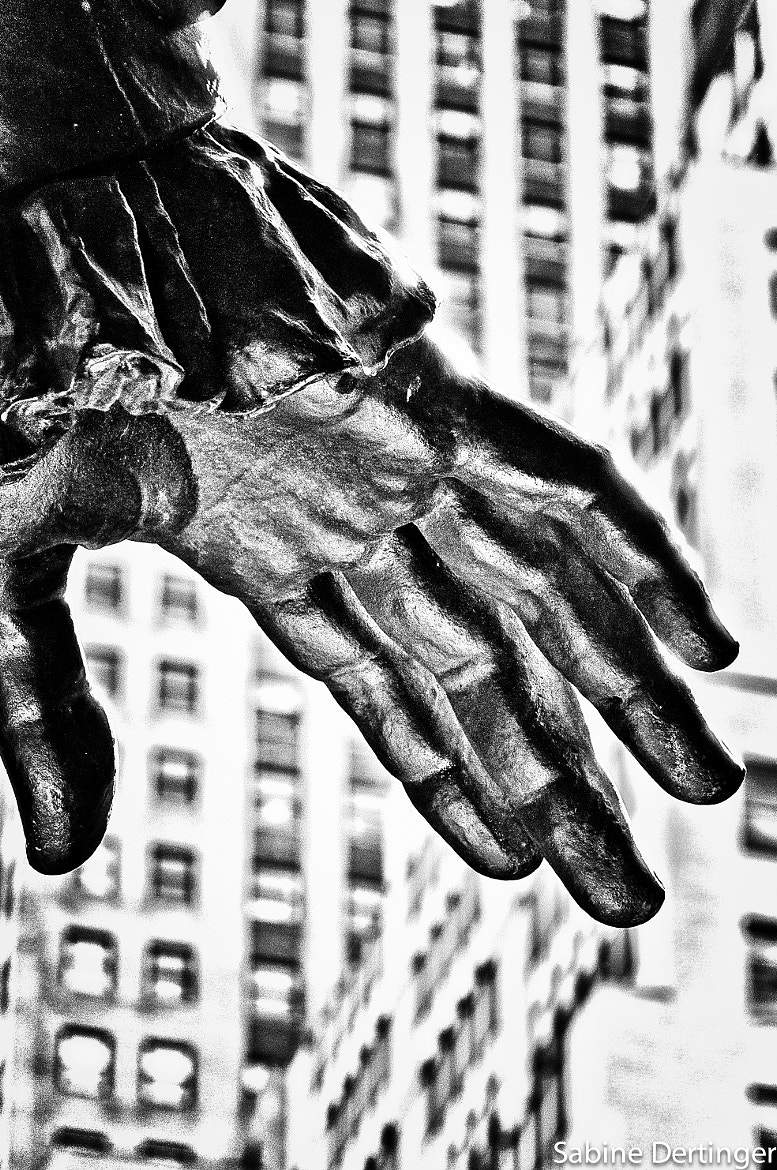 Photograph TheHand by Sabine Dertinger on 500px