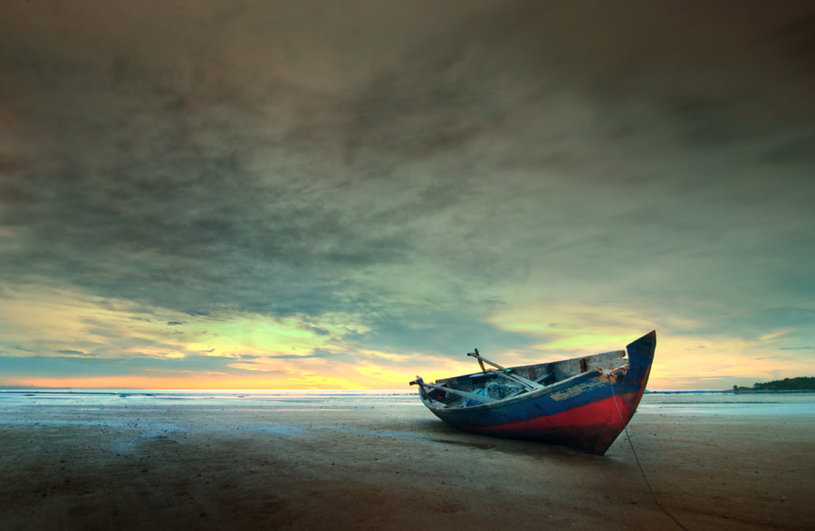 Photograph Cloudy by Arief Wardhana on 500px