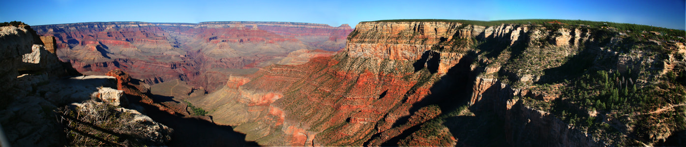 Photograph Grand Canyon Panorama by Deborah Walker on 500px