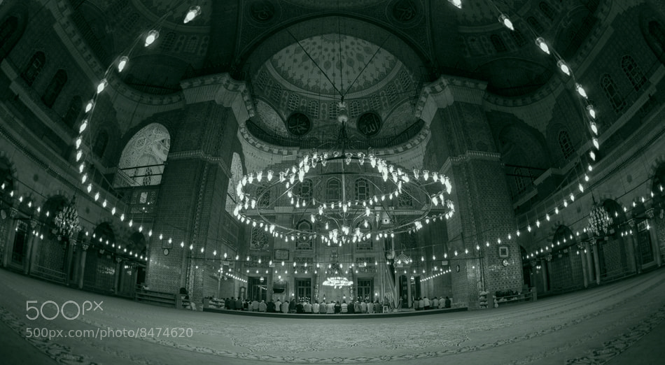 Photograph Yeni Camii , New Mosque by Emircan Ergin on 500px