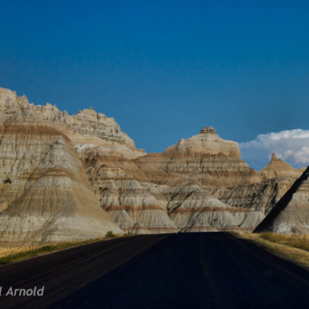 Badlands National Park, Canon EOS REBEL T3, Canon EF-S 18-55mm f/3.5-5.6 IS II