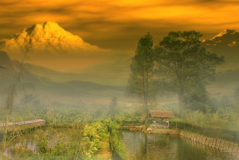 Photograph Home sweet home by Teguh ogeqt Arvianto on 500px