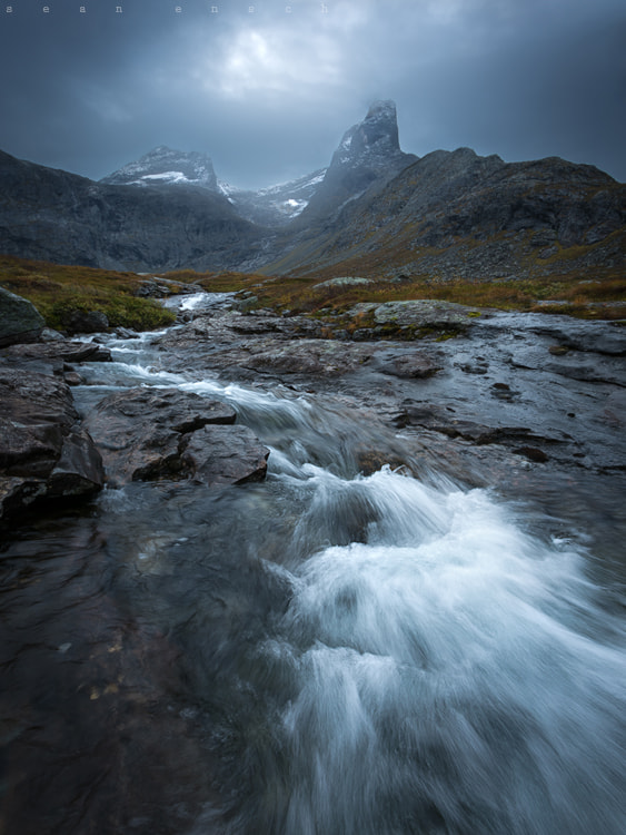 Photograph WINTER IS COMING by Sean Ensch on 500px
