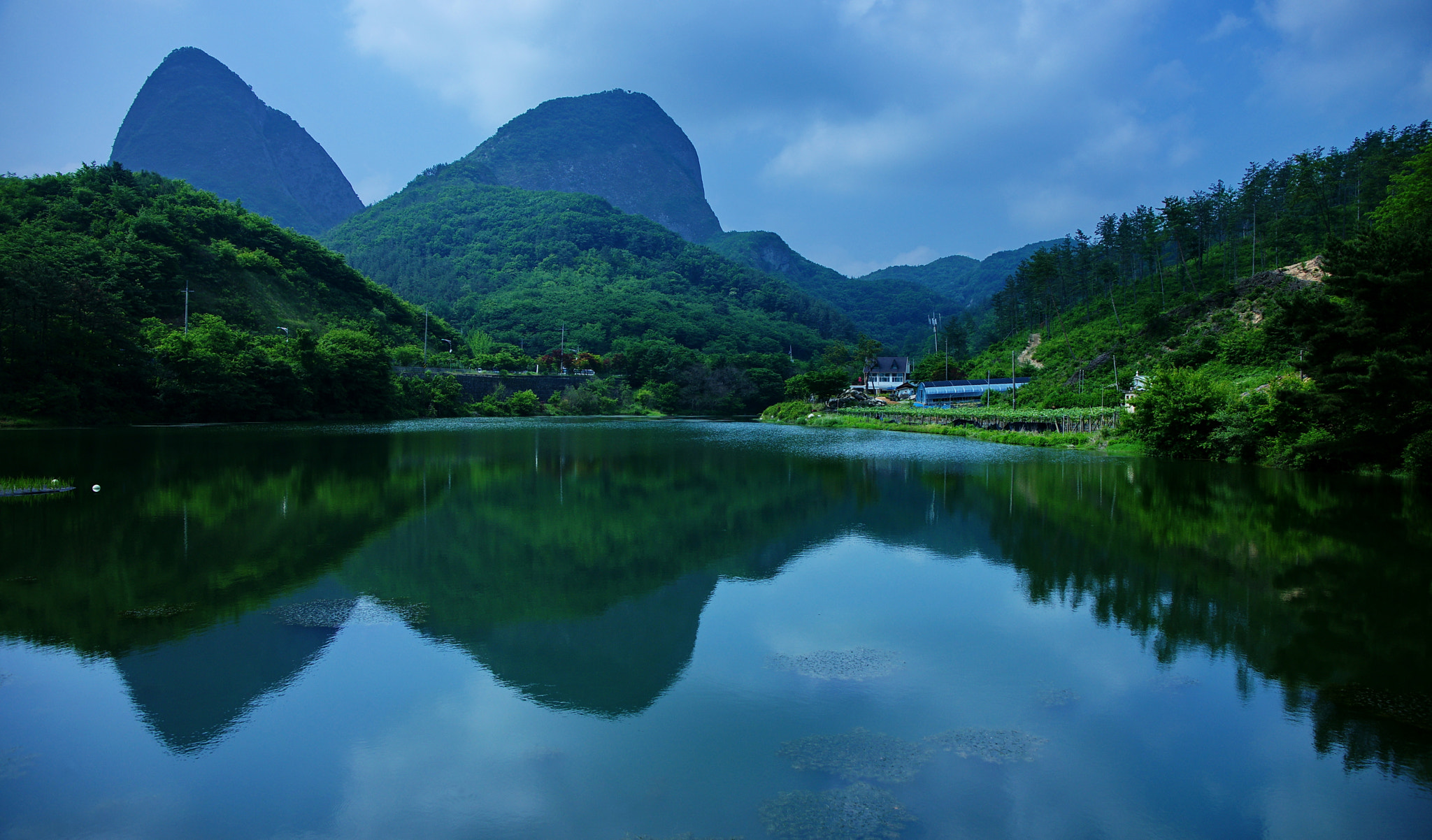 Photograph Mt. Mai by MiSeon Eoh on 500px