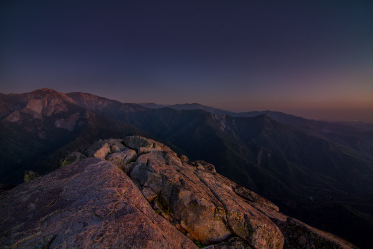 Photograph Moro Rock. Sequoia National Park by Kris Schofield on 500px