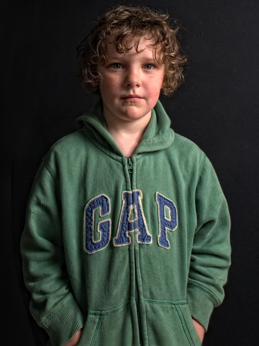 Photograph Boy from GAP by Dee McIntosh on 500px