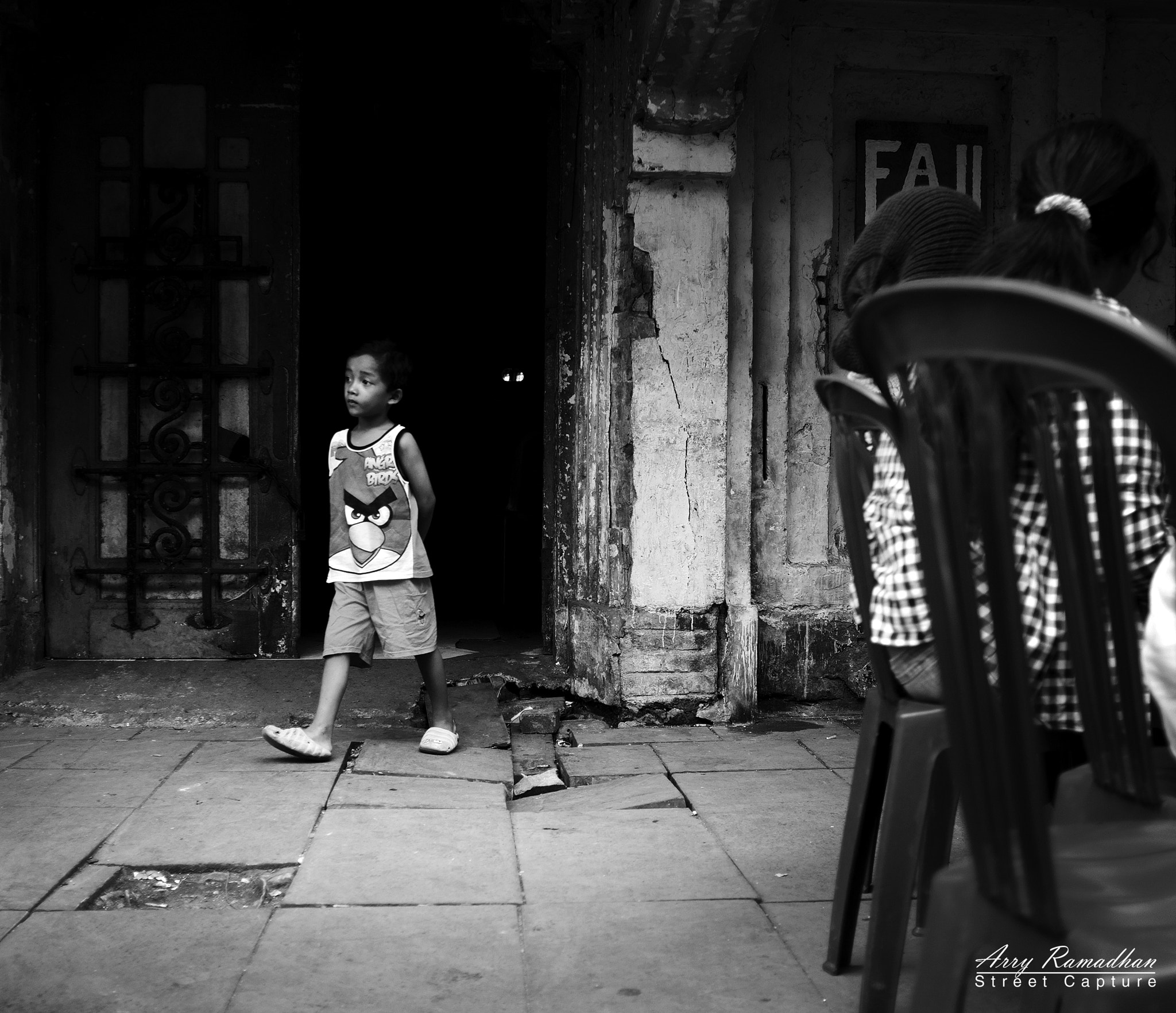 Photograph Eyes in the shadow by Arry Ramadhan on 500px