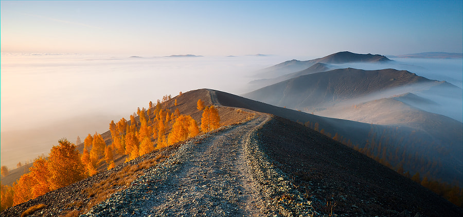 Photograph Karabash morning by Vadim Balakin on 500px