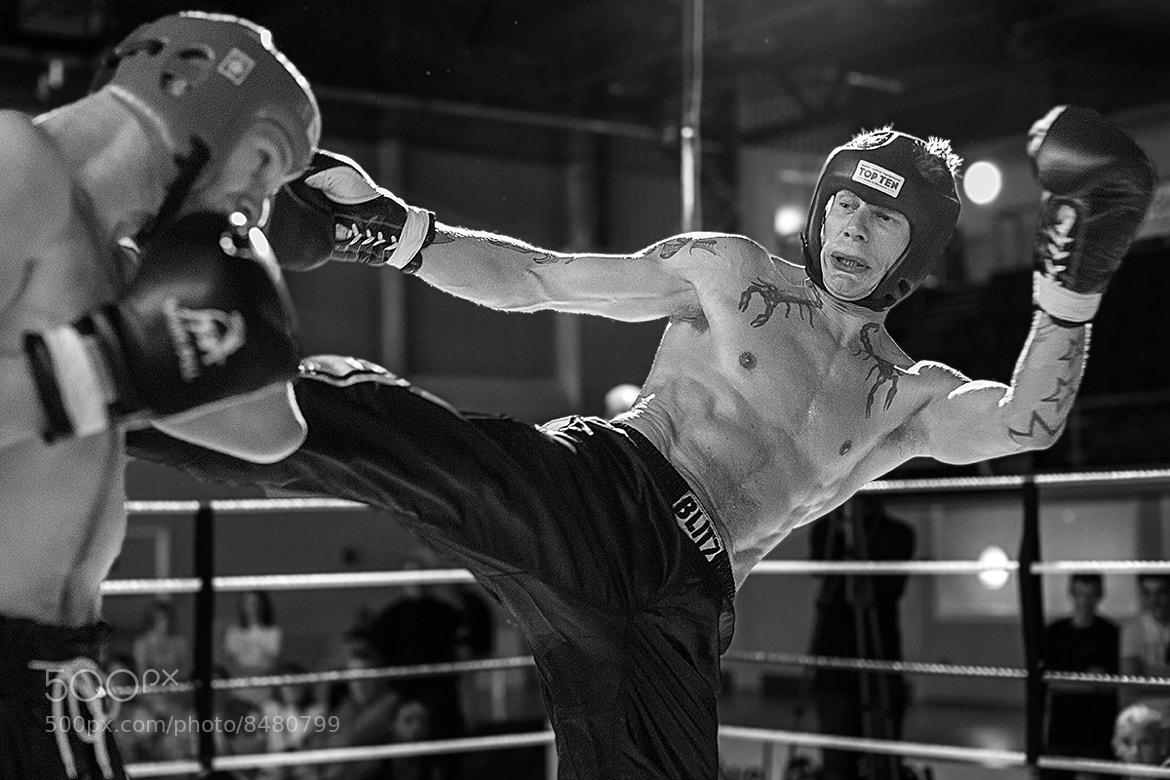 Photograph Kick boxing by Brian Worley on 500px