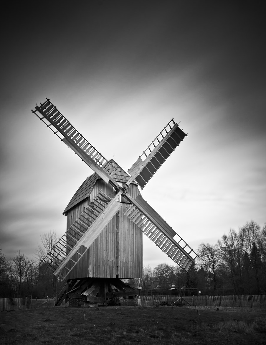Photograph Windmill by Rene Schmidt on 500px