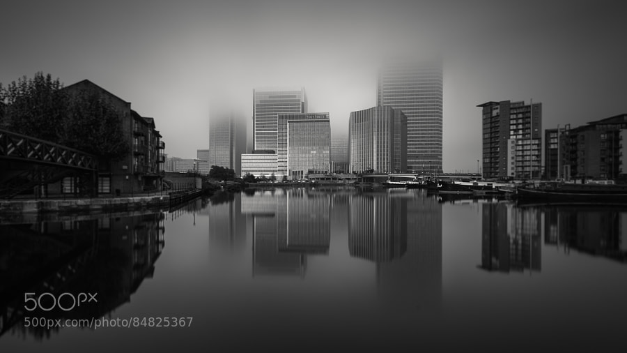 Canary Wharf London, shot during my B&W photography workshop. If you would like to attend my next workshop, please email vulturelabs@gmail.com to reserve a place