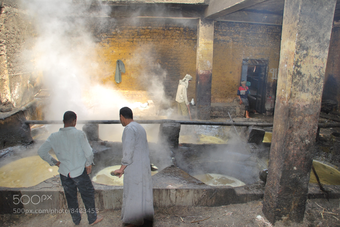 Photograph Molasses Production by Sam Azmy on 500px