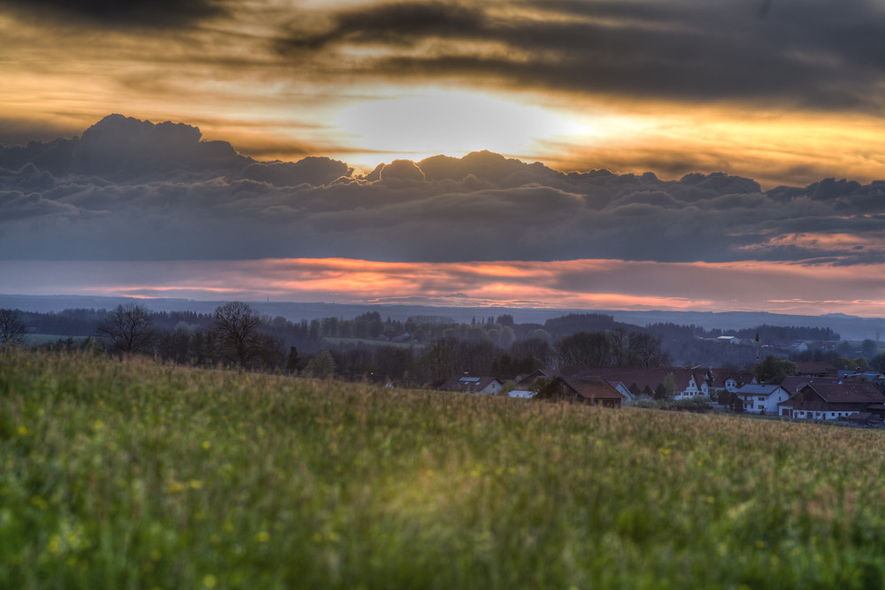 Photograph Cloudy HDR by Timm Kasper on 500px