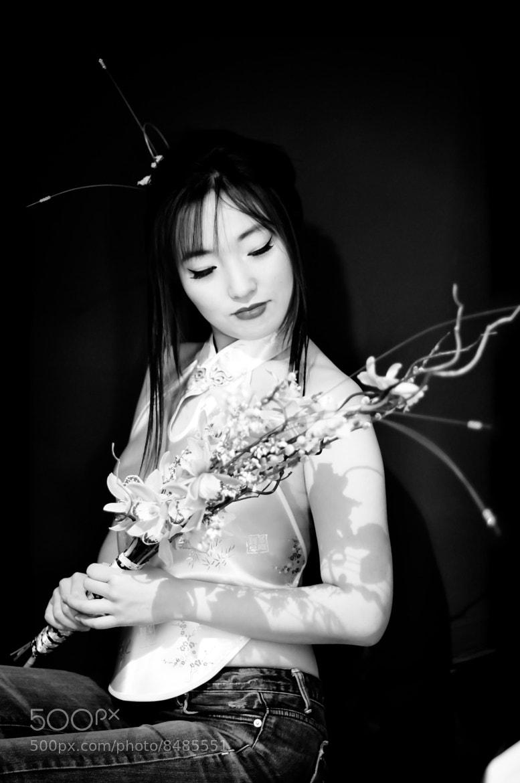 Photograph Geisha by Laura Domnar on 500px