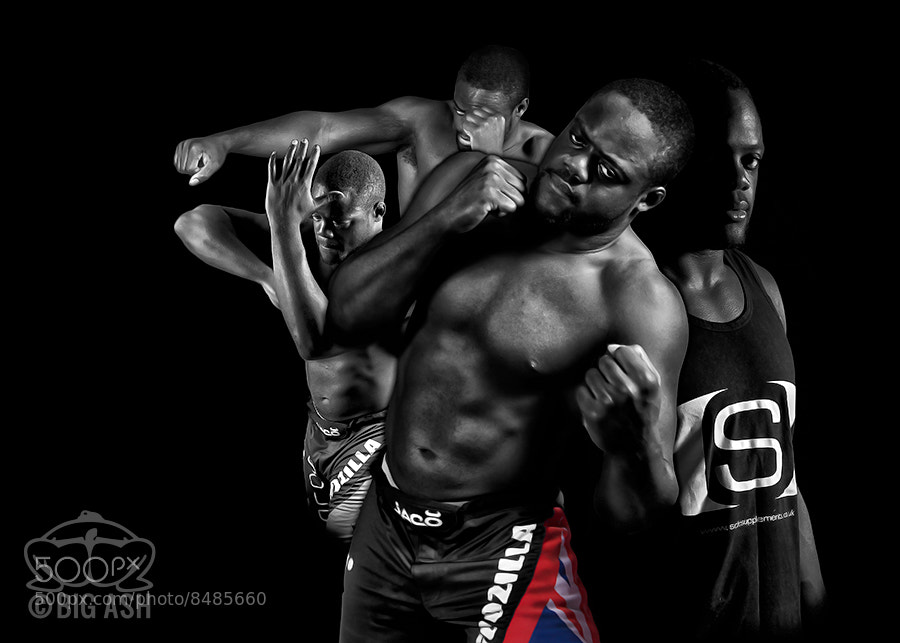 Photograph UK MMA's Next Big Thing by Big  Ash on 500px