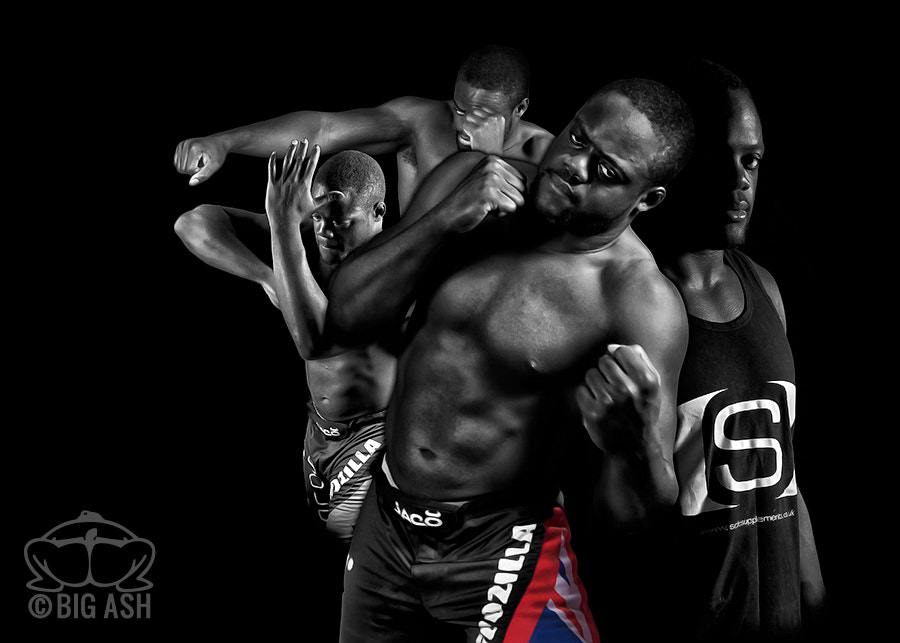 Photograph UK MMA's Next Big Thing by Ashley  Wilkin on 500px