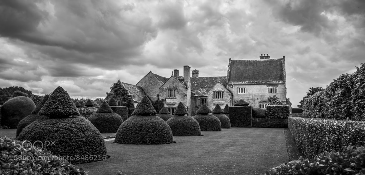 Photograph Lytes Cary Manor by Gary Clark on 500px