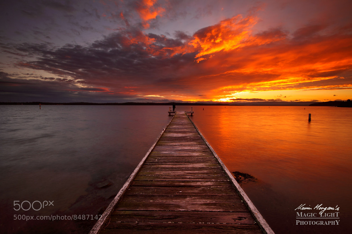 Photograph Rafferty's Sunset by Kevin Morgan on 500px