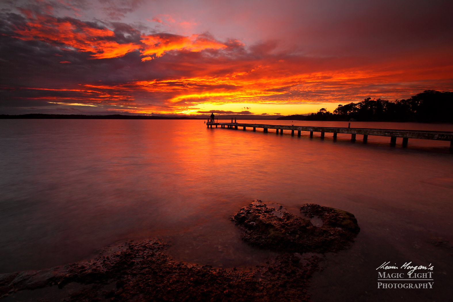 Photograph Rafferty's Sunset 2 by Kevin Morgan on 500px