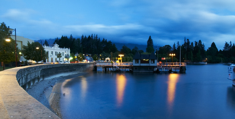 Photograph Queenstown@night by Neil Dolman on 500px