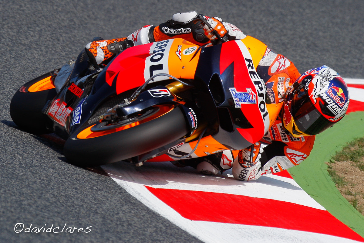 Photograph Casey Stoner REF. 0062 by David Clares on 500px