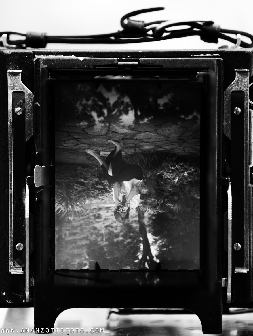 Photograph Through a Graflex by Alessandra Manzotti on 500px