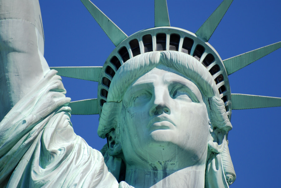 Photograph The Statue of Liberty by Andreas Fahrner on 500px