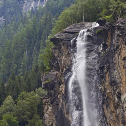 falling water in carinthia