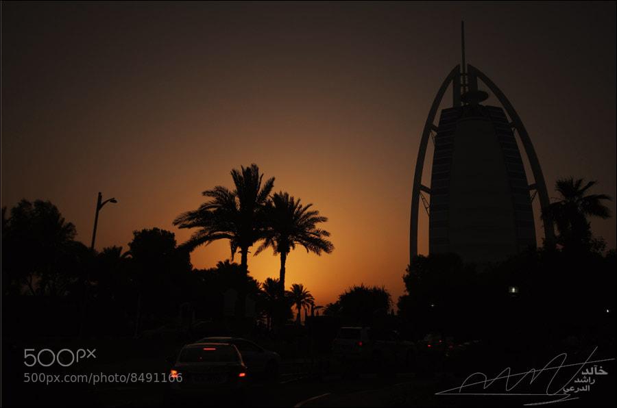 Photograph Burj Al Arab 1  by Khalid Aldarae on 500px