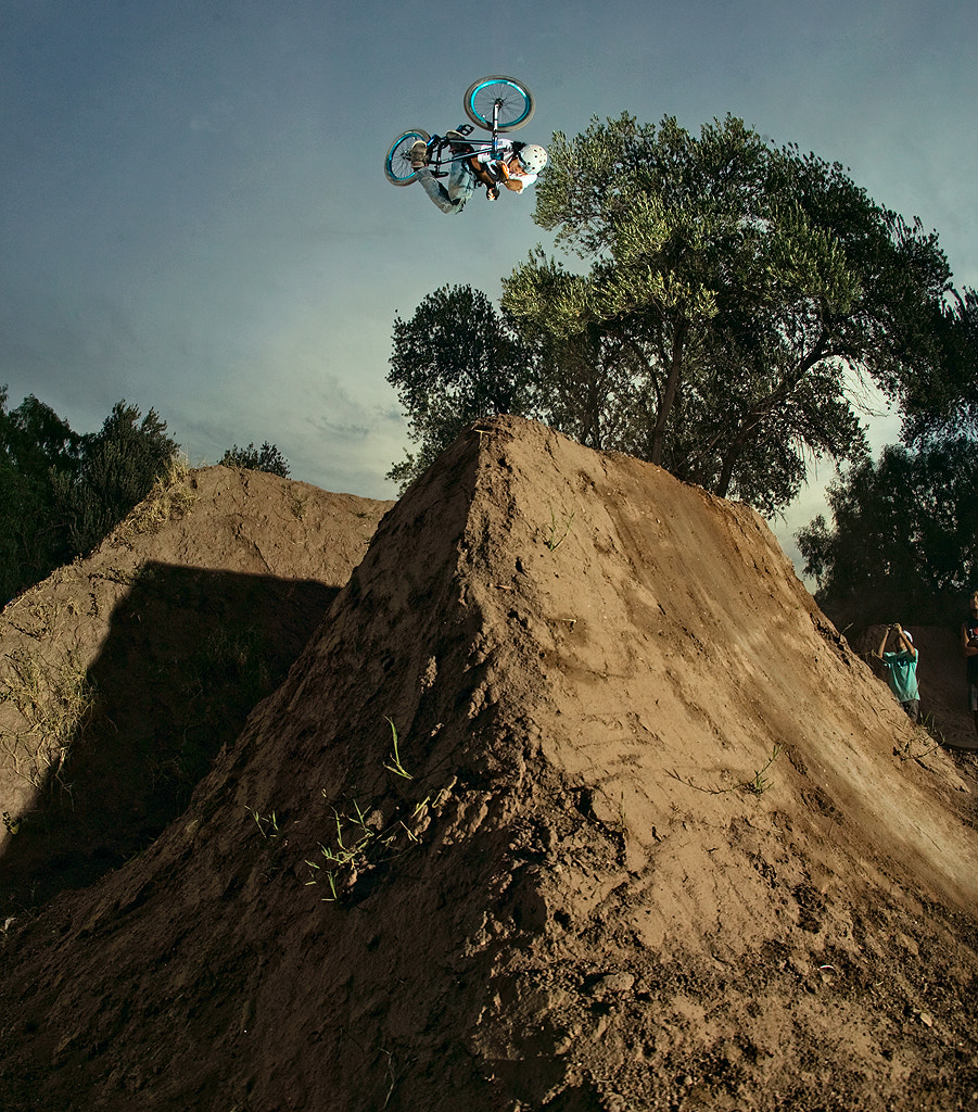 Photograph Sebastian Solano - 360 Invert by Andres Harambour on 500px