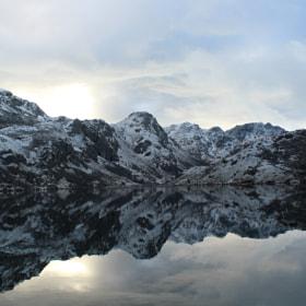 Gosaikunda Lake, Langtang Nepal by Nirajan Bom Malla