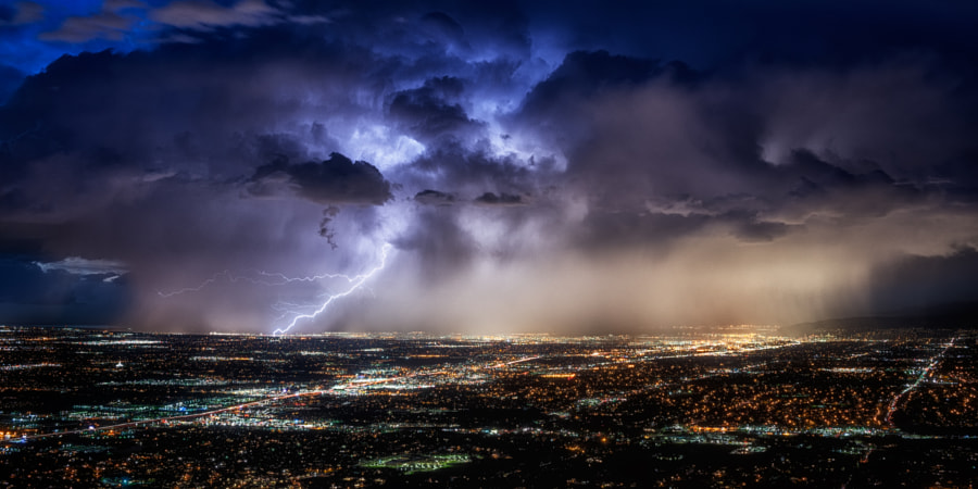 Photograph SL Lightning III by Mike Hathenbruck on 500px