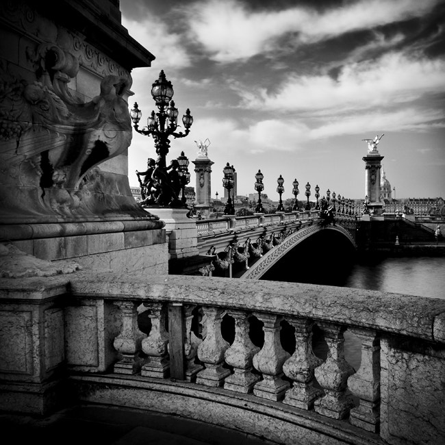 Photograph Paris - study by Ronny Ritschel on 500px