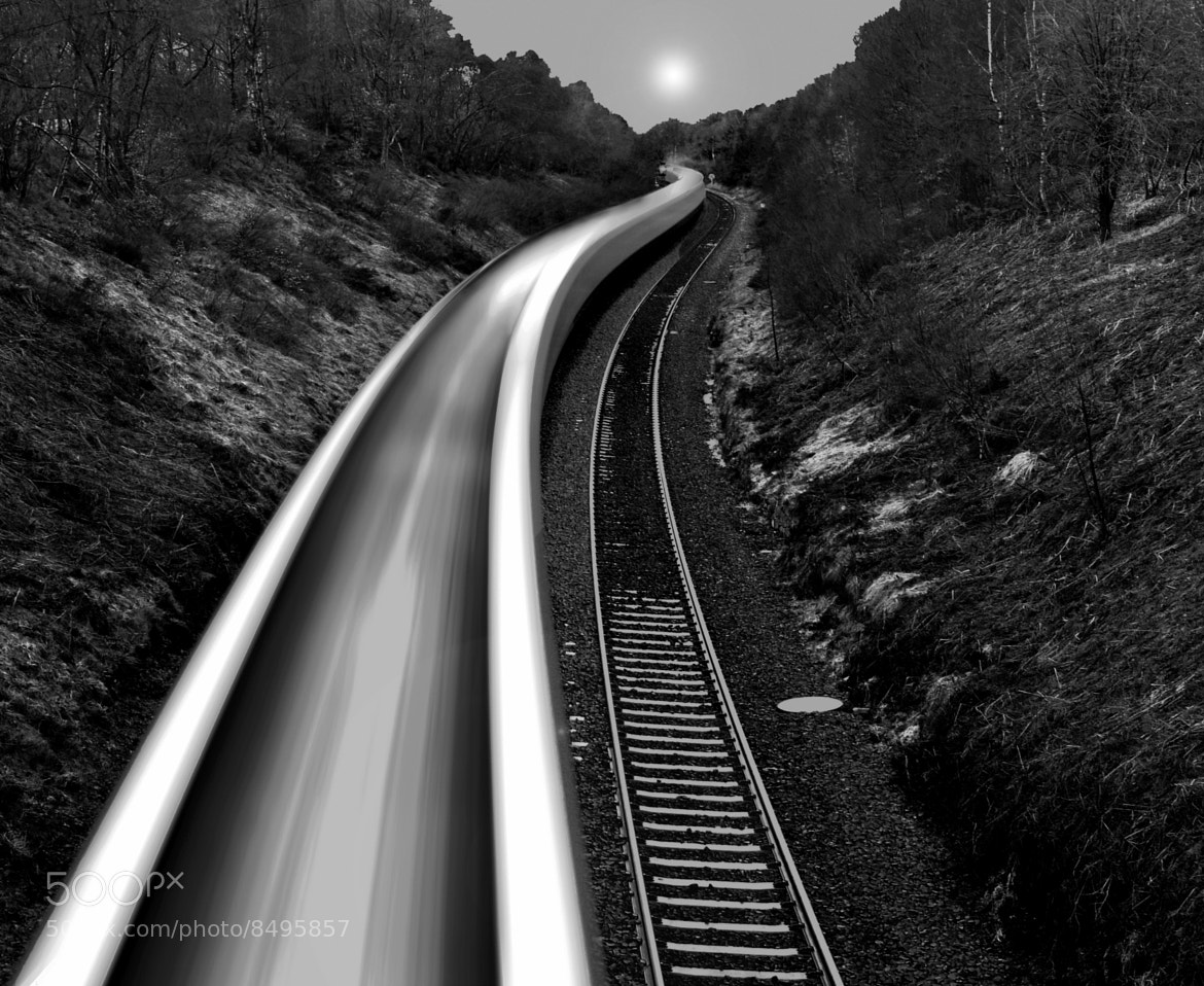 Photograph LOCOMOTION by KENNY BARKER on 500px